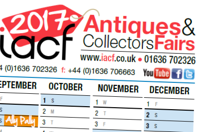 Newark International Antiques & Collectors Fair