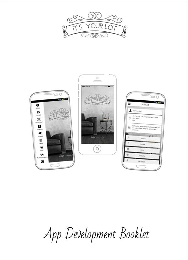 App Booklet Download