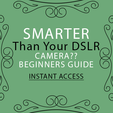 Learn the power of DLSR
