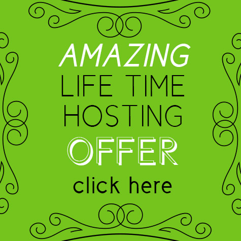 life time Hosting offer