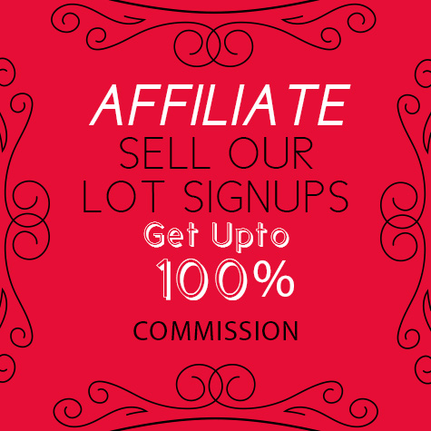 Sell It's Your Lot - Sign Up - 100% commission