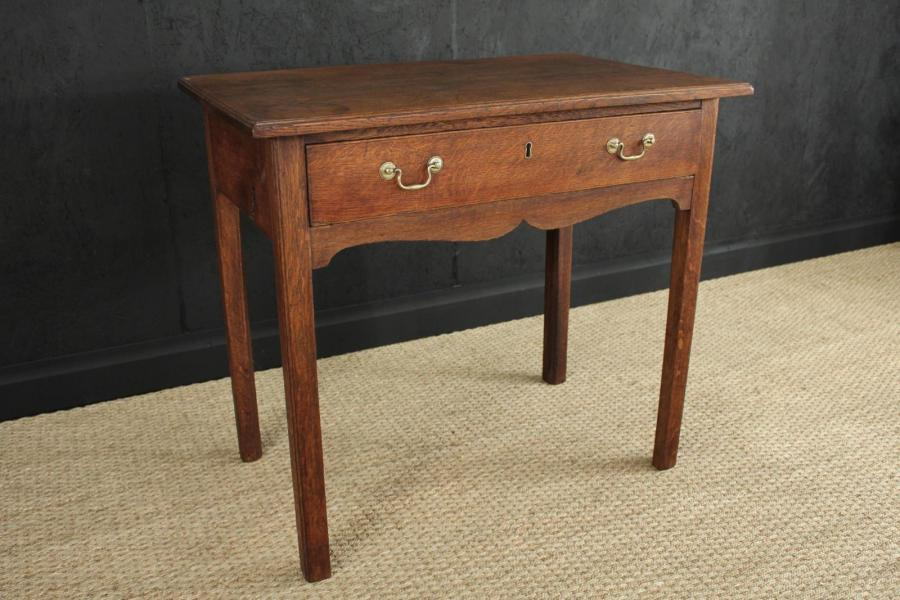 Antique Georgian Side Table C1770
