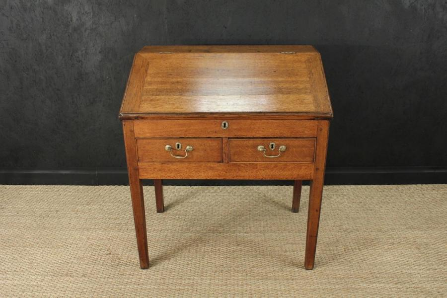 A Delightful Antique Clerk's Desk or Childs School Desk