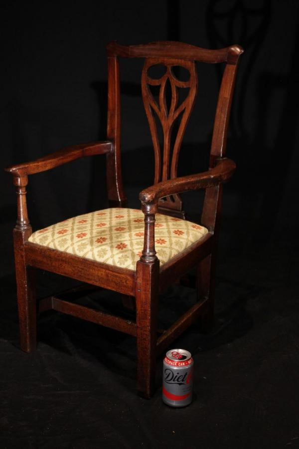 Georgian Childs Chair C1780