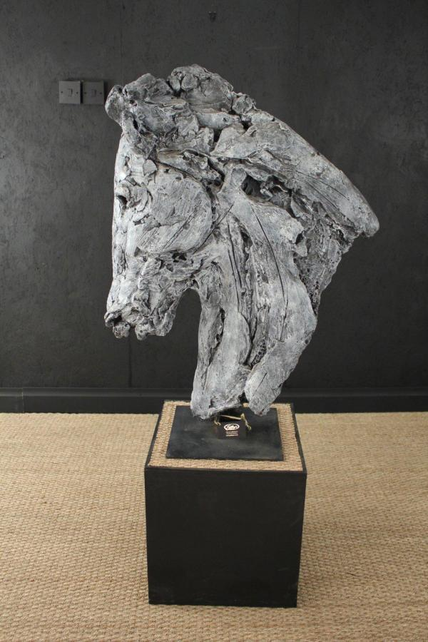 Andrew Lacey Original Horse Sculpture – Haracles