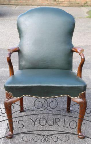 Georgian Antique Style Desk Chair