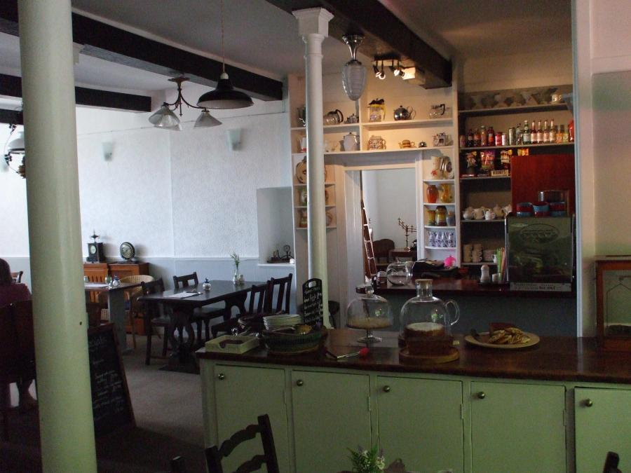 No 54 Tearooms and Antiques