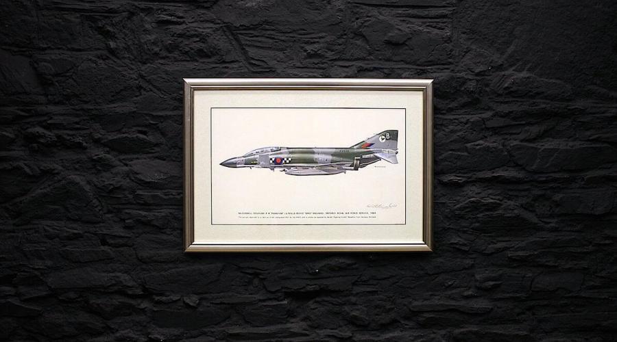 Keith Broomfield – McDonnell Douglas F-4 Phantom
