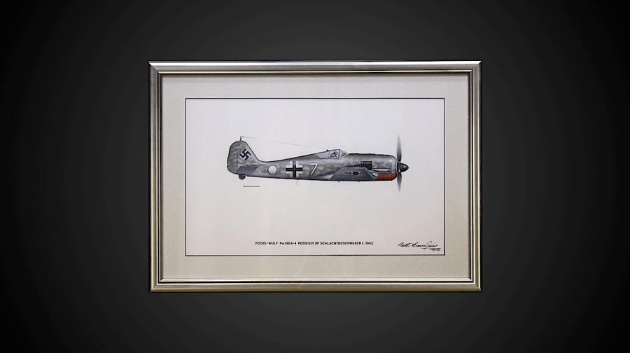 Keith Broomfield – Focke Wulf Fw.190 A-4