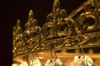 """Delphine"" Vintage Circular Crystal Chandelier (Gil:0528)-0528-chandelier-hero-1600x10642-thumb"