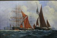 Barry Mason Original Art – Thames Sailing Barges-2-img_1211thames-barges-barry-mason-1600x1067-thumb