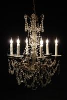 Vintage French Six Lamp Chandelier – 'Annabelle'-4-gil0524-annabelle-_9623-1067x1600-thumb