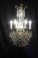 Josephine – A Beautifully Detailed Antique French Chandelier-7-img_0956josehine-antique-chandelier-1067x1600-thumb