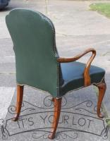 Georgian Antique Style Desk Chair-armchairs-georgian-antique-style-desk-chair-51-thumb