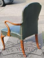 Georgian Antique Style Desk Chair-armchairs-georgian-antique-style-desk-chair-71-thumb