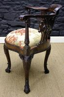 Georgian Mahogany Corner Chair-georgian-mahogany-corner-chair-3-thumb