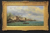 Port of Genoa – CHARLES EUPHRASIE KUWASSEG (1833–1904)-img_4669-1600x10672-thumb