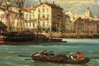 Port of Genoa – CHARLES EUPHRASIE KUWASSEG (1833–1904)-img_4675-1600x106721-thumb