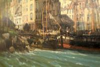 Port of Genoa – CHARLES EUPHRASIE KUWASSEG (1833–1904)-img_4680-1600x10672-thumb