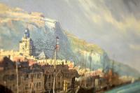 Port of Genoa – CHARLES EUPHRASIE KUWASSEG (1833–1904)-img_4685-1600x1067-thumb