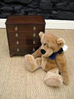 Regency Minature Graduated Chest of Drawers-miniature-chest-of-drawers--thumb