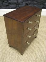 Regency Minature Graduated Chest of Drawers-miniature-chest-of-drawers-4-thumb