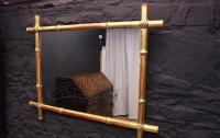 Decorative Napoleon III Faux Bamboo Gilt Mirror-napoleon-iii-faux-bamboo-gilt-mirror-3-thumb
