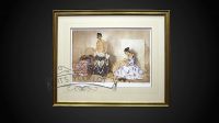 Sir William Russell Flint – Studio Accessories (Print)-sir-william-russell-flint-studio-accessories-print-thumb