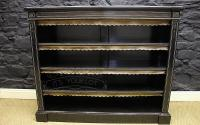 Victorian Ebonised and Gilt Mounted Bookcase-victorian-ebonised-and-gilt-mounted-bookcase-12-thumb