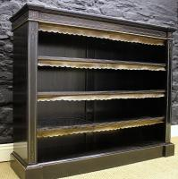 Victorian Ebonised and Gilt Mounted Bookcase-victorian-ebonised-and-gilt-mounted-bookcase-21-thumb
