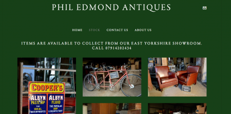 Phil Edmond Antiques